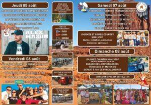 Programme American Day & Night